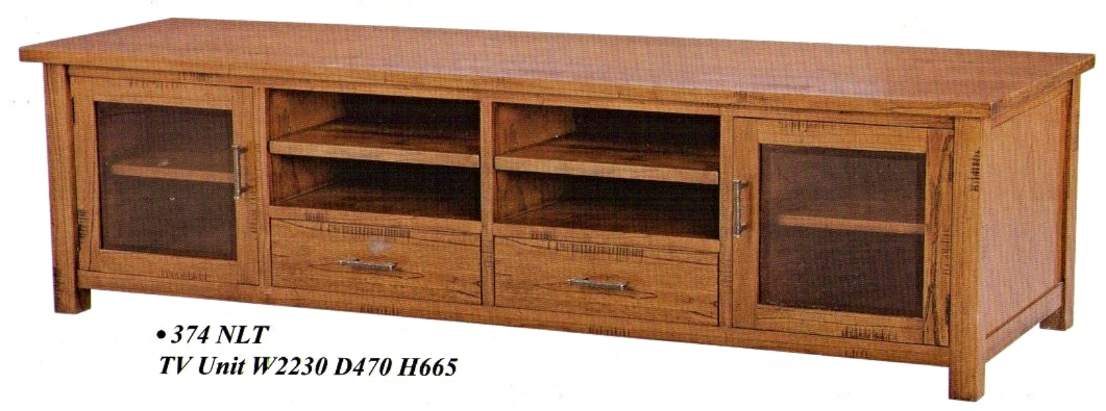 TV stand timber374 | ausmart online | nunawading, melbourne
