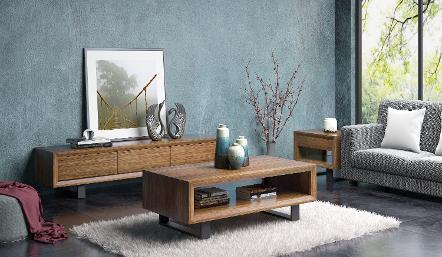 SA Regnans TV stand & coffee table | ausmart