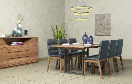 SA Regnans dining table dining chairs & buffet | ausmart