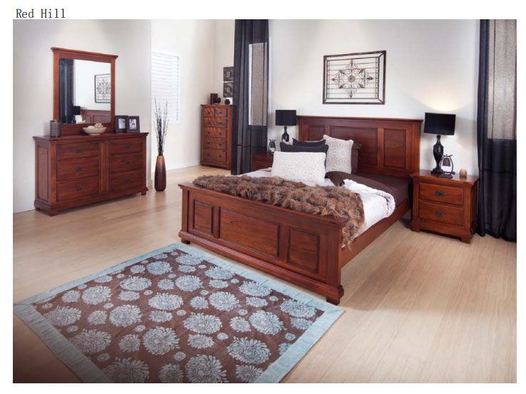 American Grandis solid bedroom furniture | ausmart