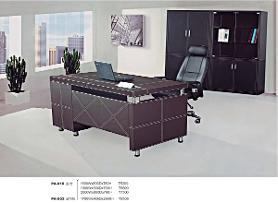 leather office desk | ausmart online | nunawading, Melbourne