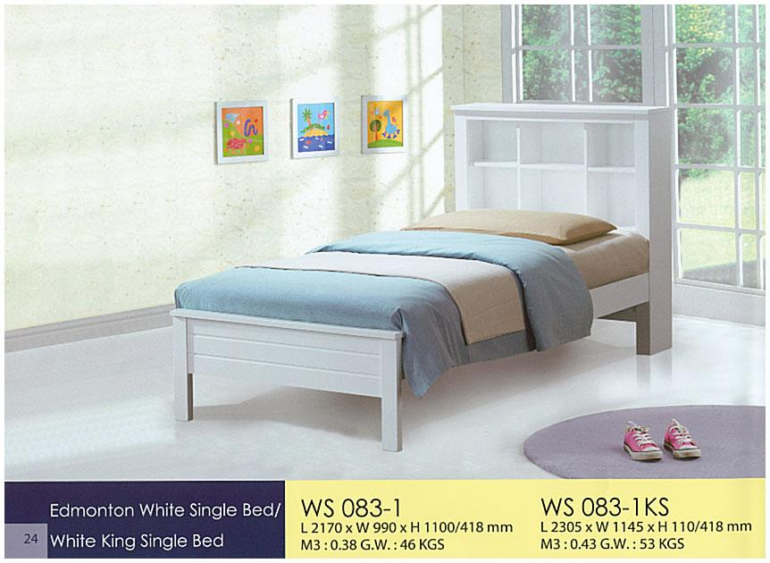 white beds with storage | ausmart online | nunawading, melbourne